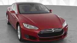 2015 Tesla Model S 70 Sedan 4D
