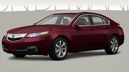 2013 Acura TL SH-AWD w/Advance