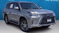 2018 Lexus LX 570 LX 570 Sport Utility 4D