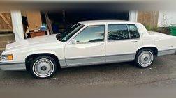 1992 Cadillac DeVille Base