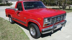 1986 Ford F-150 XL