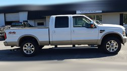 2009 Ford  Lariat Crew Cab Long Bed 4WD