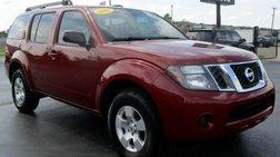 2008 Nissan Pathfinder S 2WD