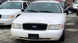 2011 Ford Crown Victoria 4dr Sedan