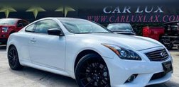 2015 Infiniti Q60 Coupe S Limited