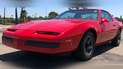 1989 Pontiac Firebird Base