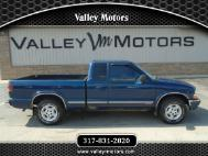 2001 Chevrolet  Ext. Cab 4WD