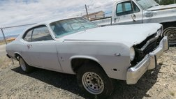 1974 Plymouth PROJECT ROLLER! CLEAN RUST FREE CA CAR!