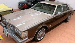 1981 Cadillac Seville Base
