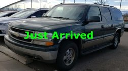 2003 Chevrolet Suburban 1500 LT