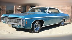 1969 Chevrolet Caprice - #s Match 427