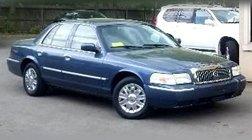 2007 Mercury Grand Marquis GS