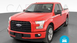 2017 Ford XL Pickup 4D 6 1/2 ft