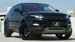2014 Land Rover Range Rover Evoque Coupe Pure Premium