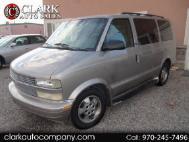 2003 Chevrolet Astro Ext 111