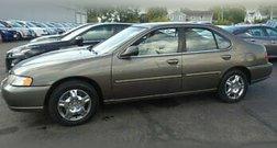 1999 Nissan Altima SE