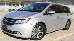 2015 Honda Odyssey Touring Elite