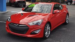 2015 Hyundai Genesis Coupe Ultimate