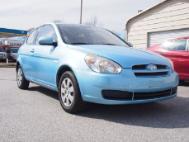 2010 Hyundai Accent Blue