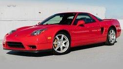 2004 Acura NSX Base