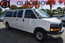 2017 GMC Savana Passenger LT 3500