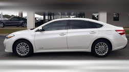 2014 Toyota Avalon Hybrid XLE