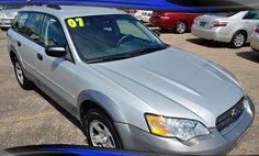2007 Subaru Outback 2.5i Basic