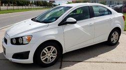 2013 Chevrolet Sonic LT Auto