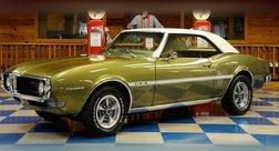 1968 Pontiac Firebird 400Cui