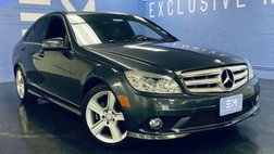 2010 Mercedes-Benz C-Class C 300 Luxury