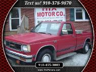 1987 GMC  Regular Cab 2WD