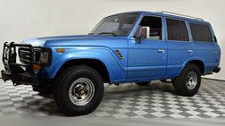 1988 Toyota Land Cruiser Base
