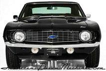 1969 Chevrolet Camaro 468ci  4-Speed  Frame-Off