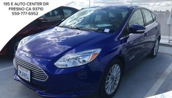 2015 Ford Focus Electric