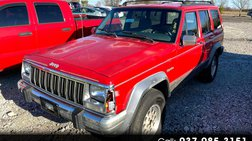 1996 Jeep Cherokee Country