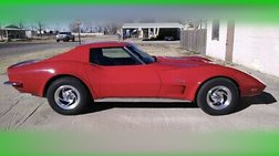 1973 Chevrolet Corvette All Numbers Matching Only 20,000 Original Miles