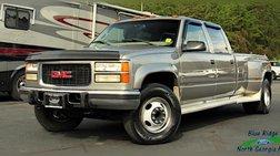 2000 GMC Sierra 3500 167W