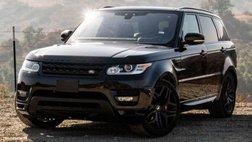2017 Land Rover Range Rover Sport HSE Dynamic