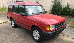 1996 Land Rover Discovery Base AWD 4dr SUV