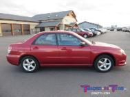 2007 Subaru Impreza 2.5i 4dr Sedan