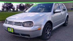 2003 Volkswagen Golf GLS TDI