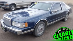 1985 Lincoln Mark VII 2dr Coupe