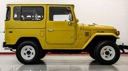 1978 Toyota FJ Cruiser US Spec