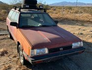 1986 Subaru GL Base