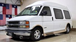 2001 Chevrolet Express Cargo Van Base