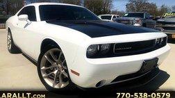 2014 Dodge Challenger 2dr Cpe
