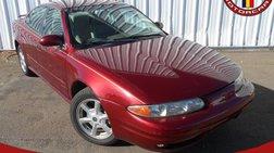 2002 Oldsmobile Alero GLS