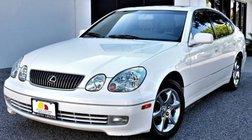 2004 Lexus GS 430 Base