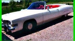1973 Cadillac Eldorado Convertible Restored