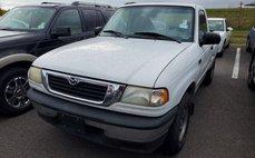 2000 Mazda B-Series Truck